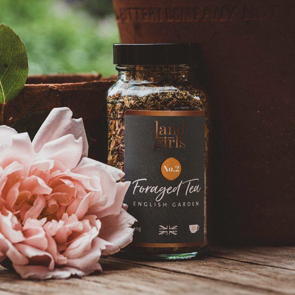 Foragres English Garden Tea