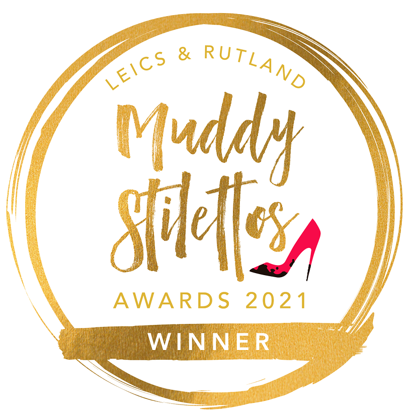 Muddy Stilettos Award Winner