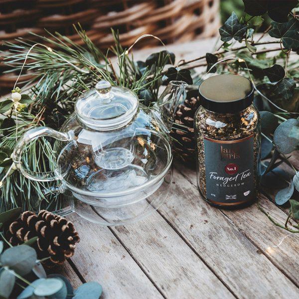 Tea for one Christmas gift set
