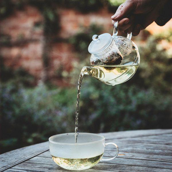 Tea for one Christmas gift set - Teapot